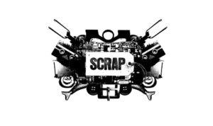 Logo - kunstwerk, project, reclycelen, hergebruik - Scrap - Shopping gids Rotterdam
