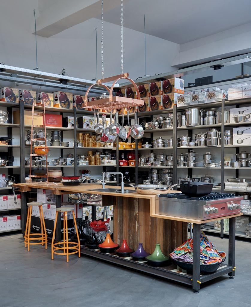Winkel impressie - Kookpunt - Shopping gids Rotterdam