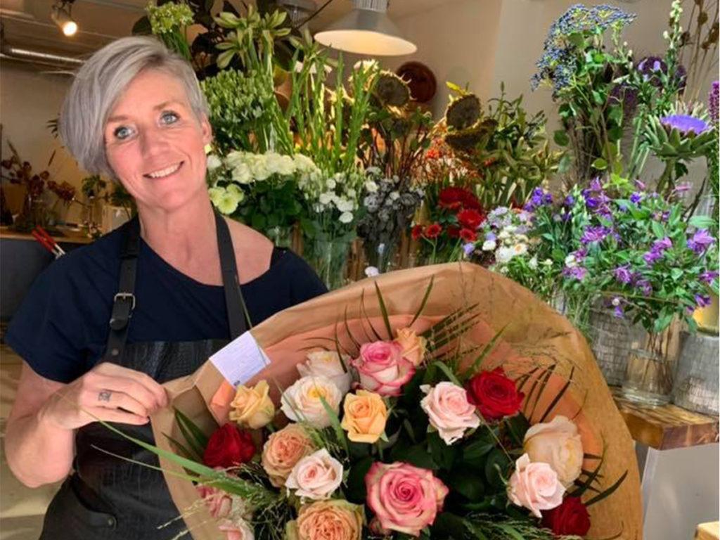 Shopping gids Rotterdam Natuurlijk Bloemen Bloemist