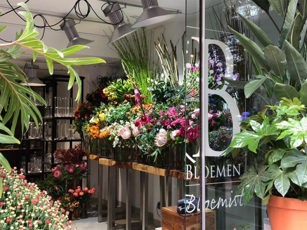 Shopping gids Rotterdam Natuurlijk Bloemen Binnenkant