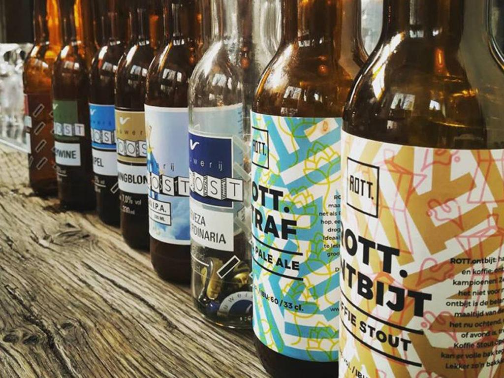 Shopping gids Rotterdam Proeflokaal Reijngoud bieren